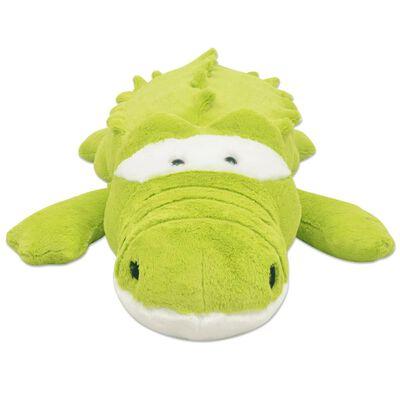 vidaXL Pluszowa maskotka krokodyl XXL, 150 cm