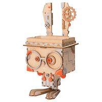 Robotime Zestaw modelarski do budowy doniczki Bunny