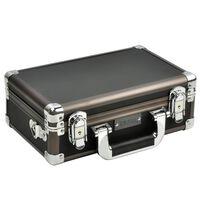 DESQ Uniwersalna walizka ochronna, ABS, mała, czarna