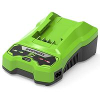 Greenworks Ładowarka do akumulatora/baterii 24 V, 2 A