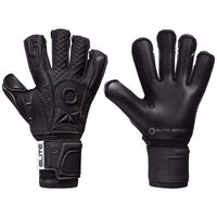 Elite Sport Rękawice bramkarskie Black Solo, rozmiar 7, czarne