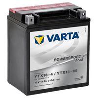 Varta Akumulator AGM 12 V 14 Ah YTX16-4 / YTX16-BS