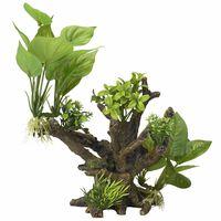 Aqua d'ella Ozdoba Flora 4, rozmiar M, 20,5 x 19 x 23 cm, 234/432082