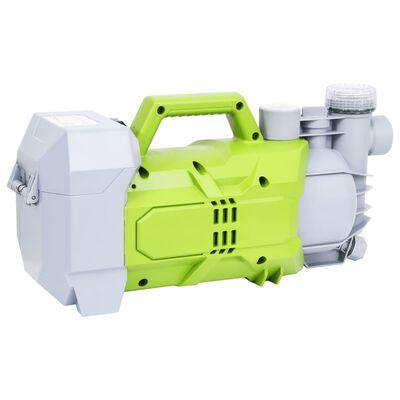 vidaXL Bezprzewodowa pompa ogrodowa, 180 W, 2800 L/h