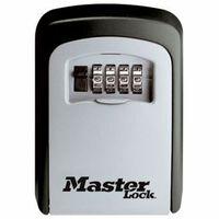 Master Lock 5401EURD Sejf na szyfr do montażu na ścianę