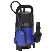 vidaXL Pompa zanurzeniowa do brudnej wody, 400 W